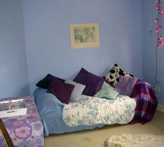 Old spare room