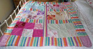 Alana's quilt